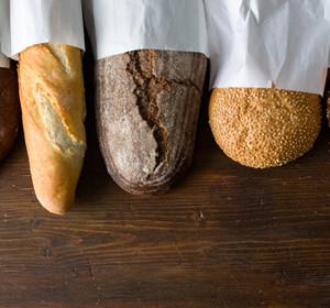 Brot Laibe