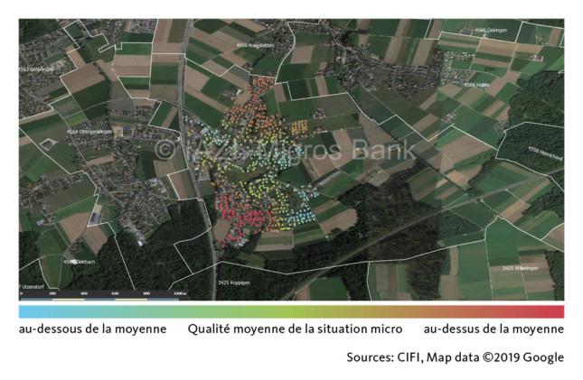 Graphic Micro-location in Recherswil