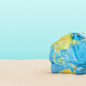 Anlegen Globus