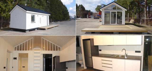 Ist das Haus kleiner als 25 Quadratmeter, braucht es keine Baubewilligung