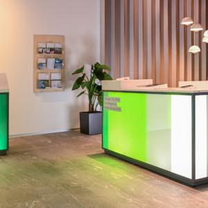 Digital bank branch Migros Bank