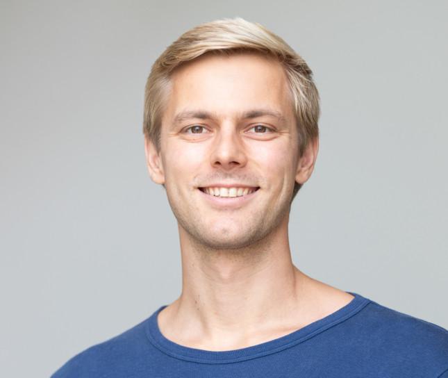 Portrait Zacharias Huwyler